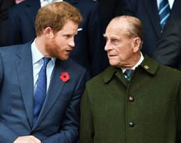Stan księcia Filipa jest poważny? Książę Harry gotowy na powrót do Wielkiej Brytanii