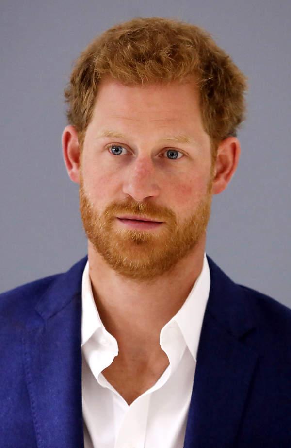 Książę Harry załamanie nerwowe