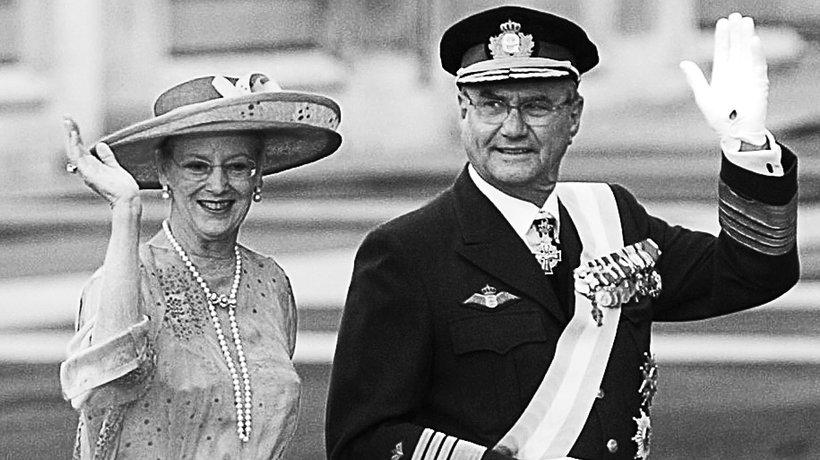 książę Henryk nie żyje, mąż królowej Małgorzaty