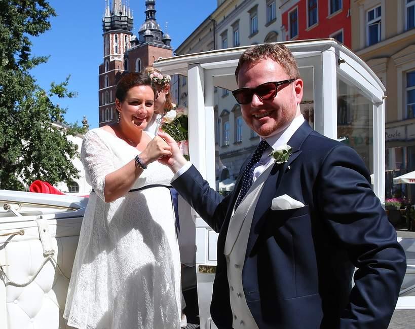 książę Jan Lubomirski-Lanckoroński, Helena Mańkowska, ślub