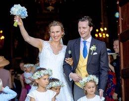 Książę Joachim z Prus i hrabina Angelina z Solms-Laubach