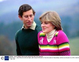 Książe Karol i Diana