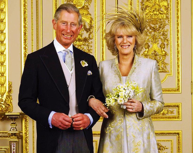 Książę Karol i księżna Camilla, rocznica ślubu