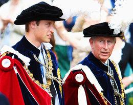 Gra o tron, czyli wielka kłótnia księciaWilliama i księcia Karola ujrzała światło dzienne