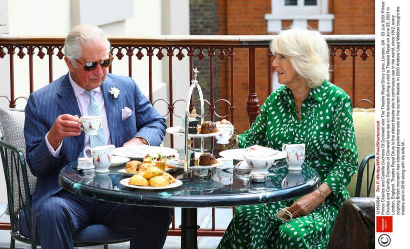 Książę Karol, księżna Camilla, 2021 rok