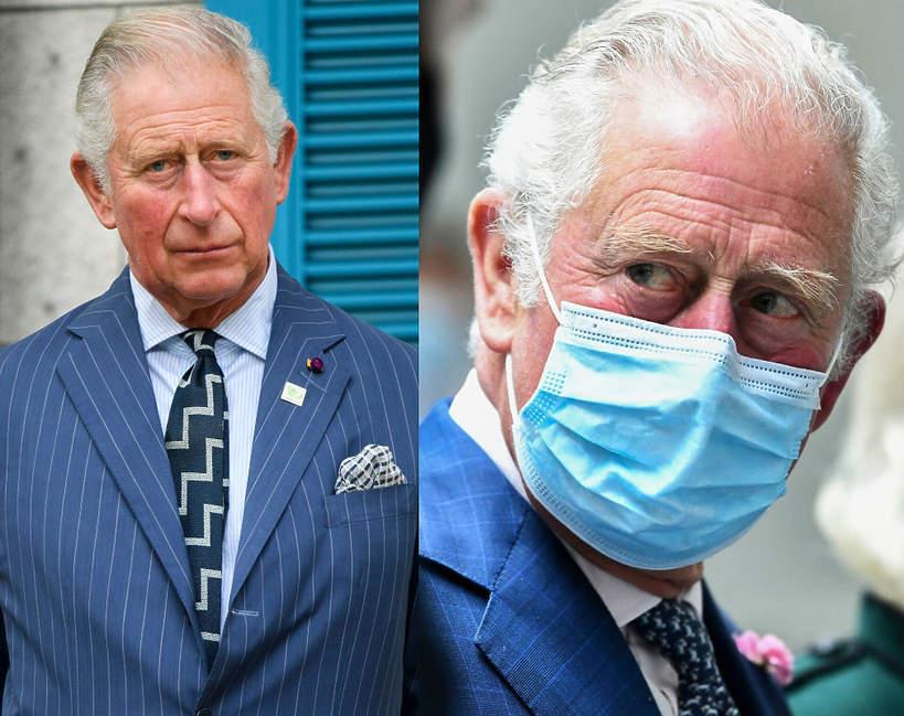 Książę Karol ma problemy ze zdrowiem? Niepokojące zdjęcia