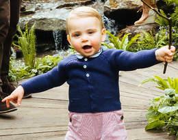 Rzadko pokazywany jest publicznie.... Co dzieje się z najmłodszym synem księżnej Kate?