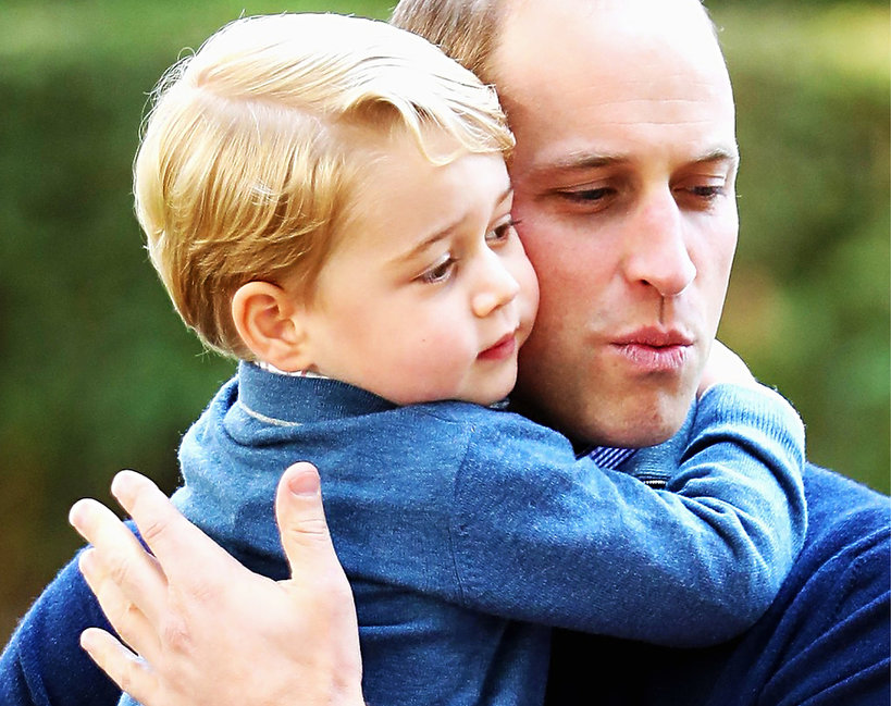 Książę William boi się ojcostwa