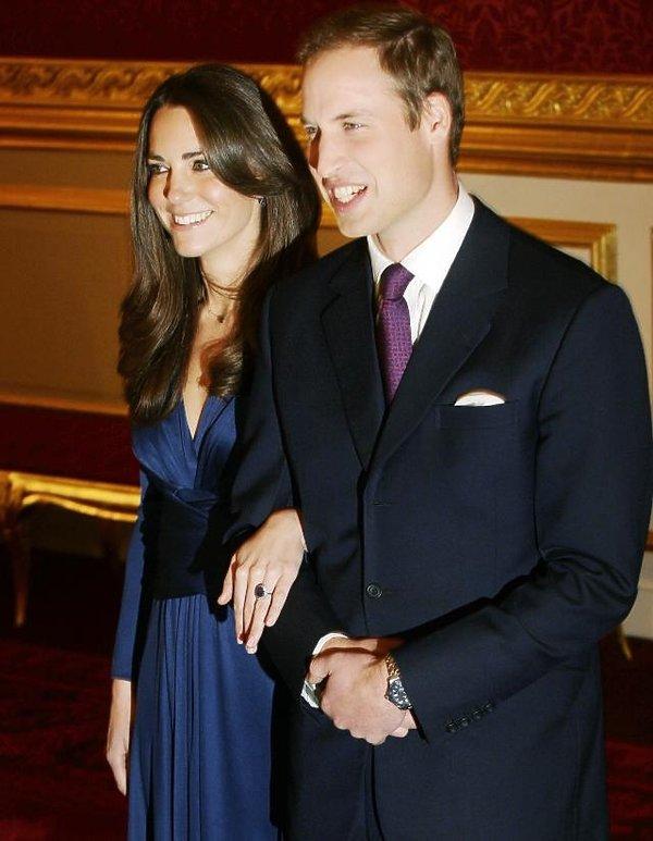 Książę William, Kate Middleton