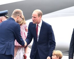 Książę William, książę George w Polsce