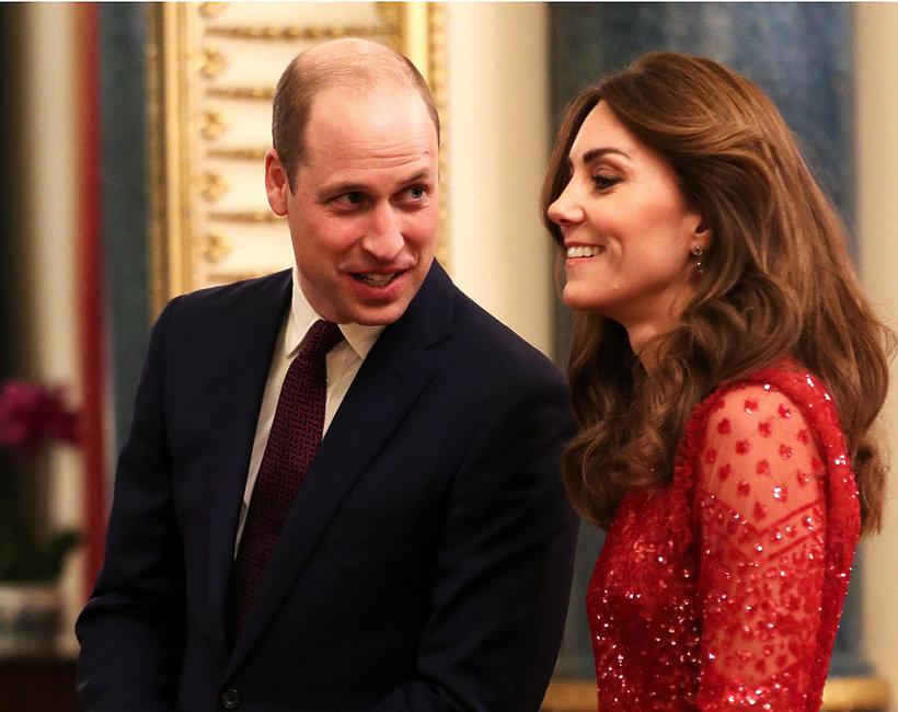 Książę William, księżna Kate 2020