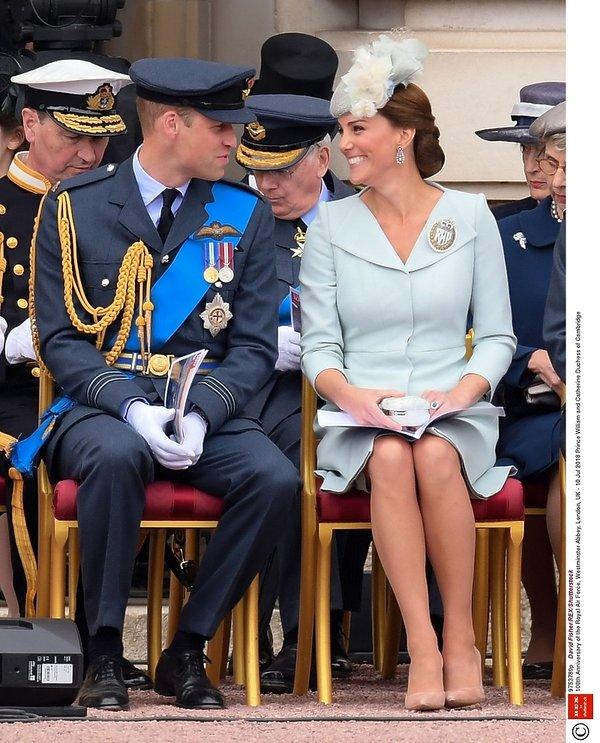 Książę William, księżna Kate, William i Kate