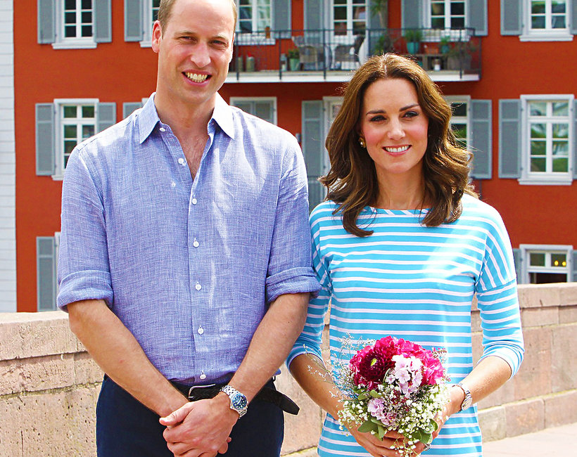 Książę William, księżna Kate, William i Kate