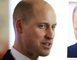 Książę William pokazał nową fryzurę! Pogodził się z losem…?