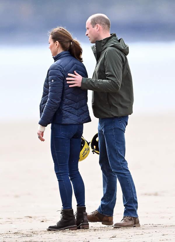 Książę William martwi się o stan żony. Co dolega księżnej Kate?
