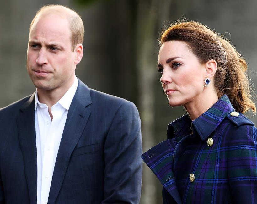 Książę William niepokoi się o zdrowie księżnej Kate. Słusznie?