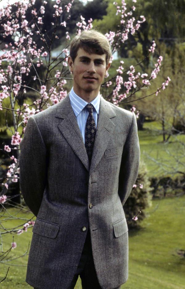 książęEdward, hrabia Edward gejem