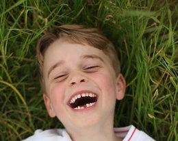 KsiążęGeorge - oficjalne zdjęcia księcia George'a 6 urodziny