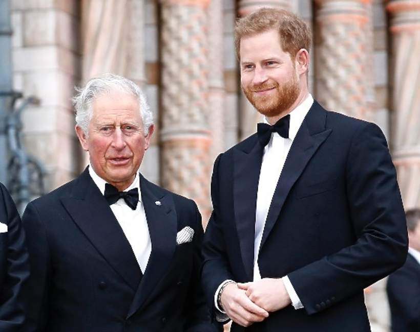 książęHarry, książęKarol