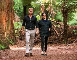 Księżna Meghan i książę Harry po narodzinach dziecka przeniosą się do Afryki?