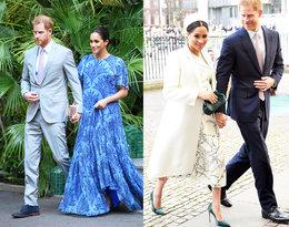 Książę Harry bardzo często trzyma rękę na brzuchu. Już wiadomo, dlaczego!