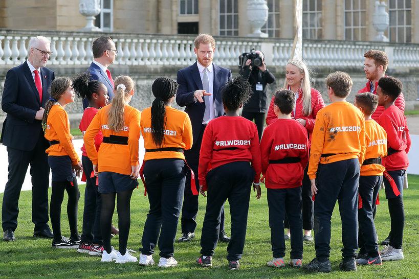 KsiążęHarry rugby