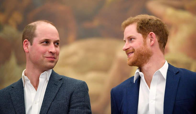 książęHarry w Wielkiej Brytanii