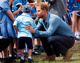 Wzorem jest dla niego księżna Diana. Tak książę Harry przygotowuje się do ojcostwa