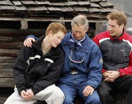 KsiążęKarol, dzieci księcia Karola, synowie księcia Karola, książę William, książę Harry