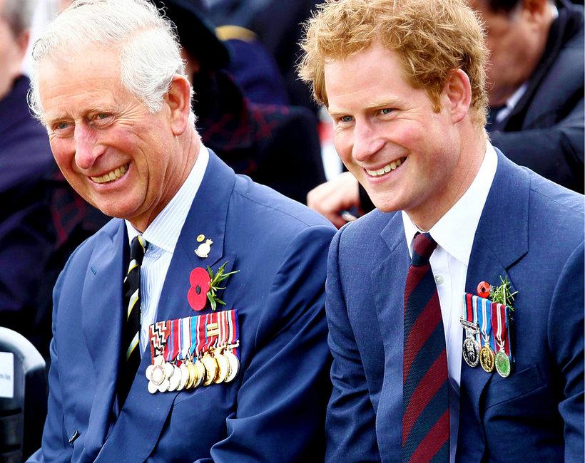 KsiążęKarol, książę Harry