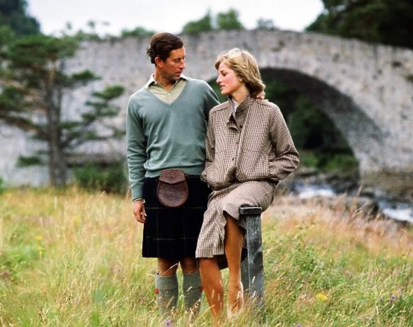 KsiążęKarol, księżna Diana randki