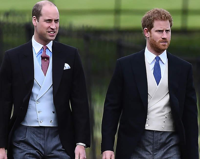 KsiążęWilliam, książę Harry