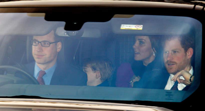 książęWilliam okulary