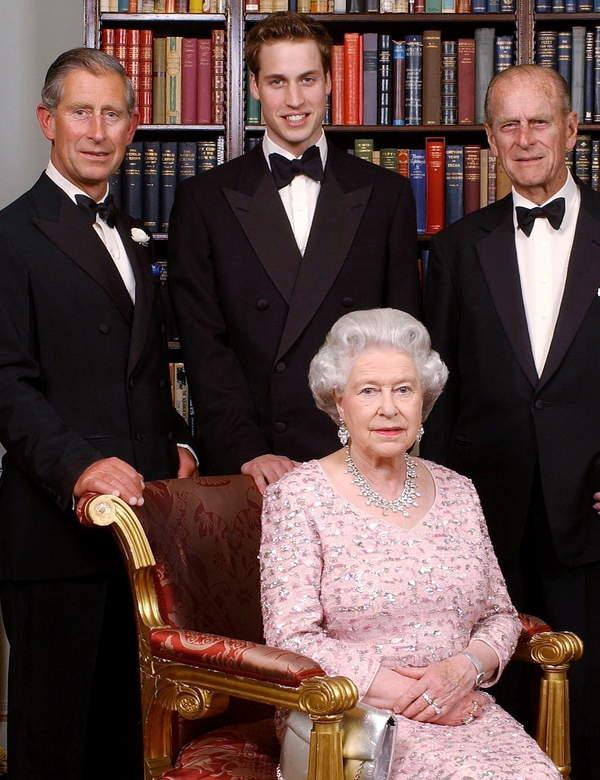 książęWilliam sukcesja tronu