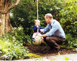 Książę William dodał zdjęcie z okazji Dnia Ojca. Spadła na niego fala krytyki!