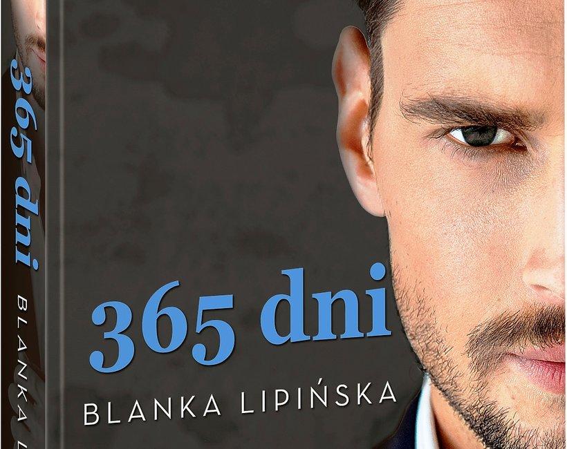 książka 365 dni Blanki Lipińskiej, Blanka Lipińska