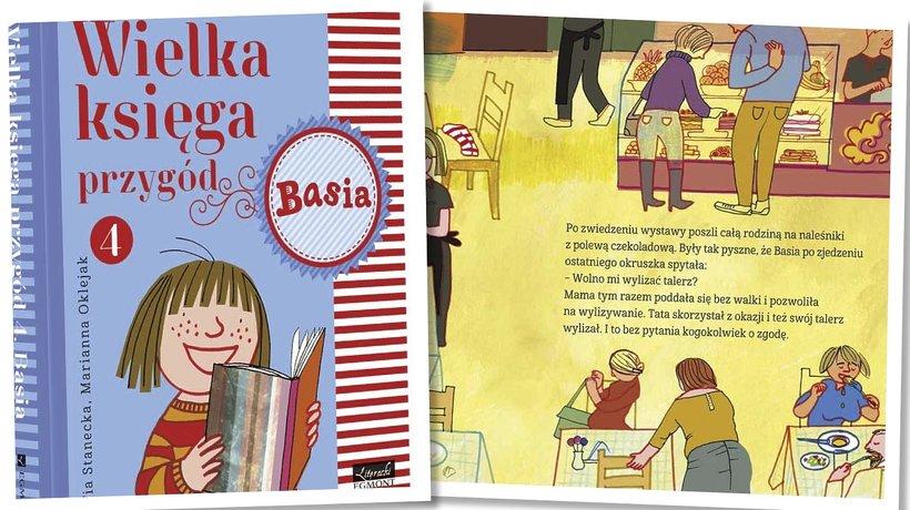 Książka Basia