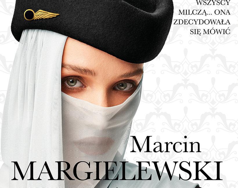 Książka Byłam arabską stewardesą, Marcin Margielewski