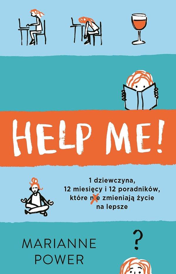 Książka Help Me, Marianne Power