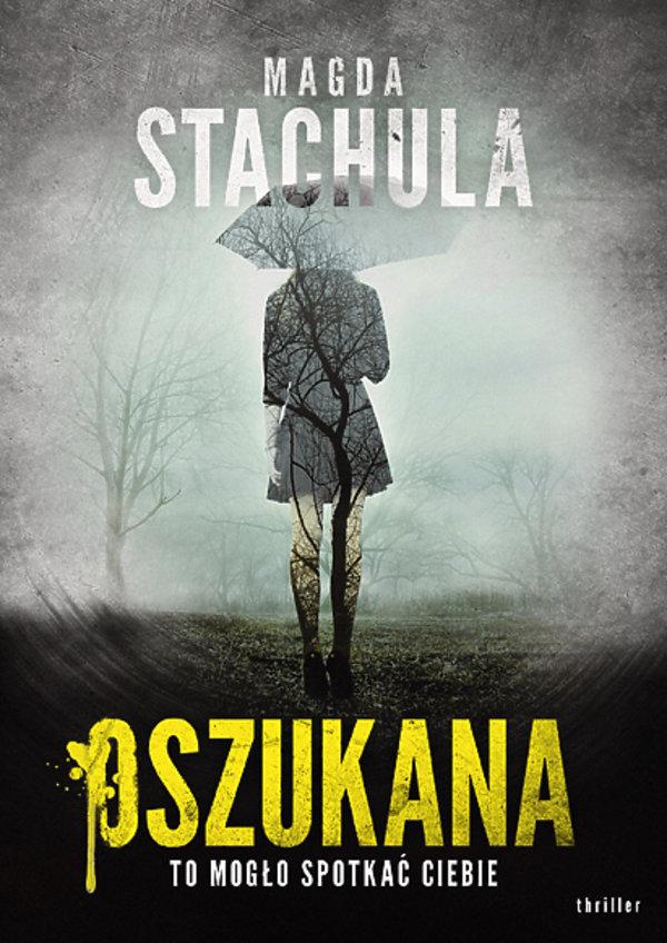 Książka Oszukana, Magda Stachula