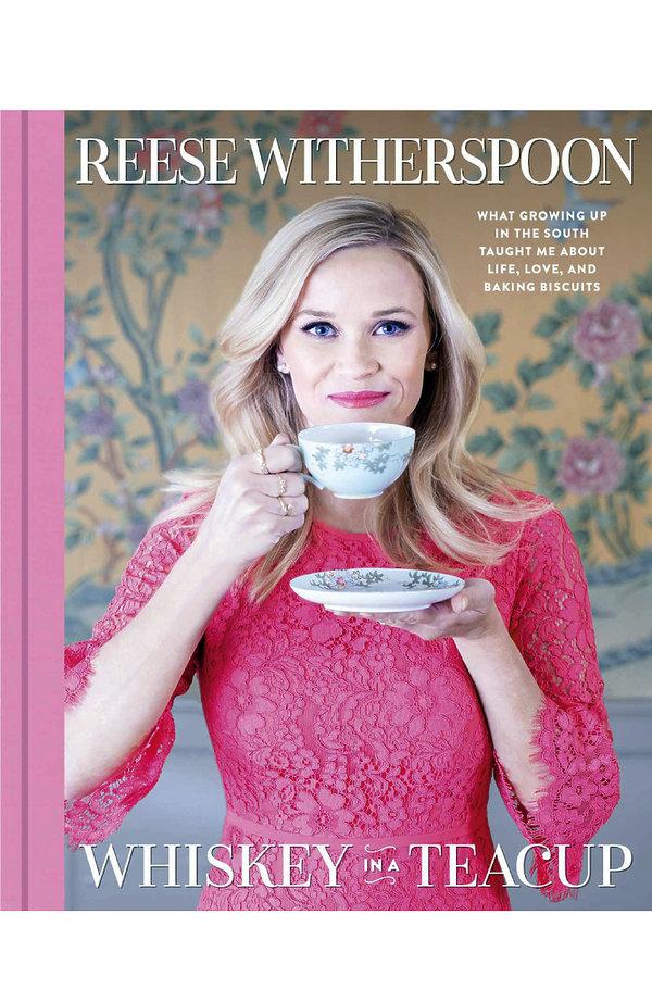 """książka Reese Witherspoon """"Whiskey w filiżance"""""""