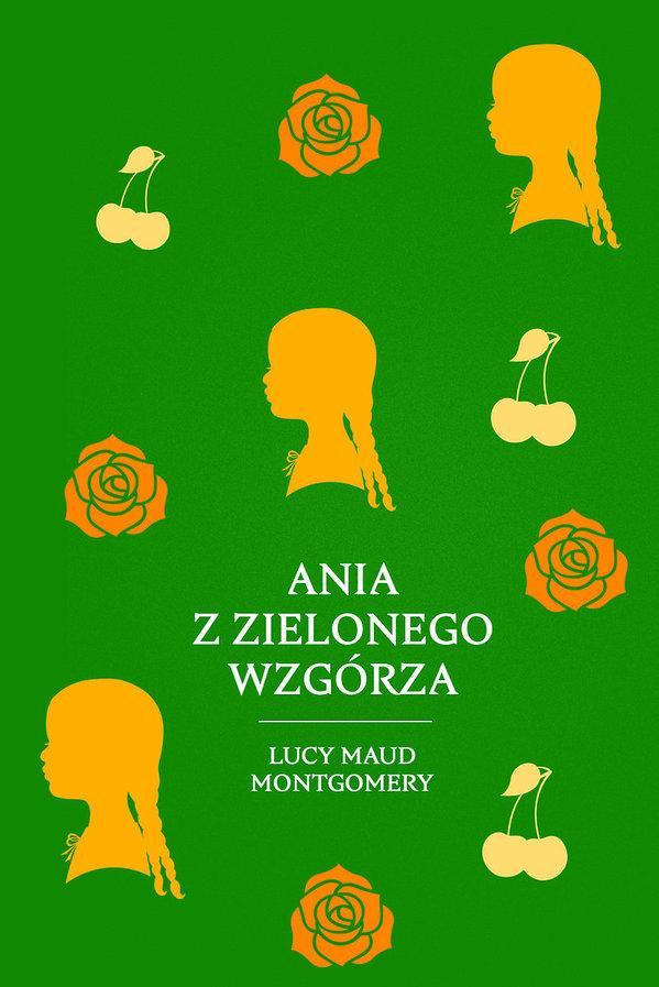 """książki, """"Ania z Zielonego Wzgórza"""""""