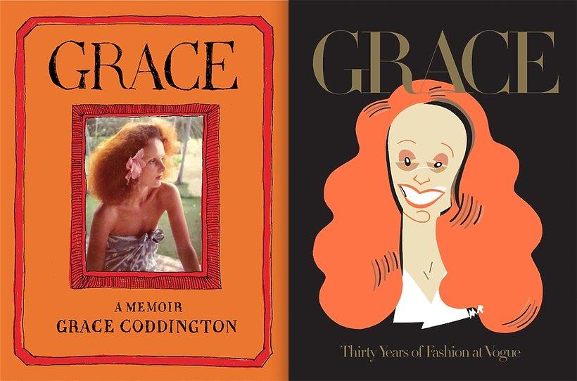 Książki Grace Coddington