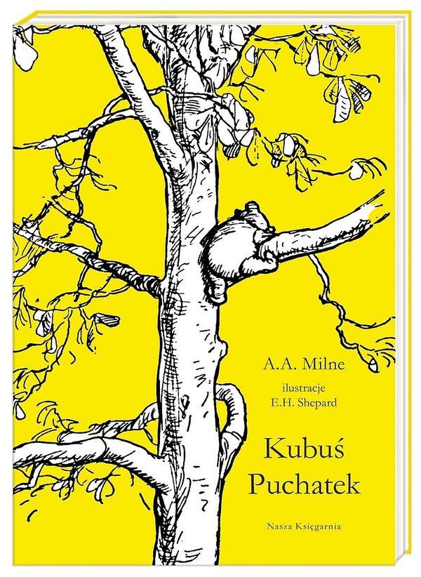 "książki, ""Kubuś Puchatek"""