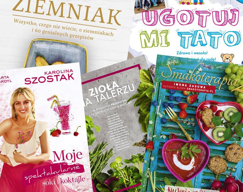 książki kulinarne, Edipreese Książki