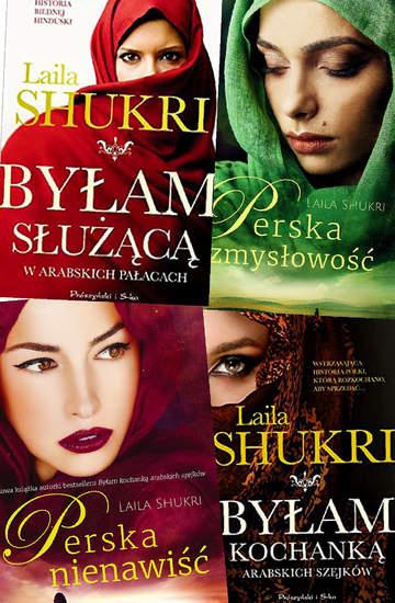 Książki Laila Shukri chronologicznie