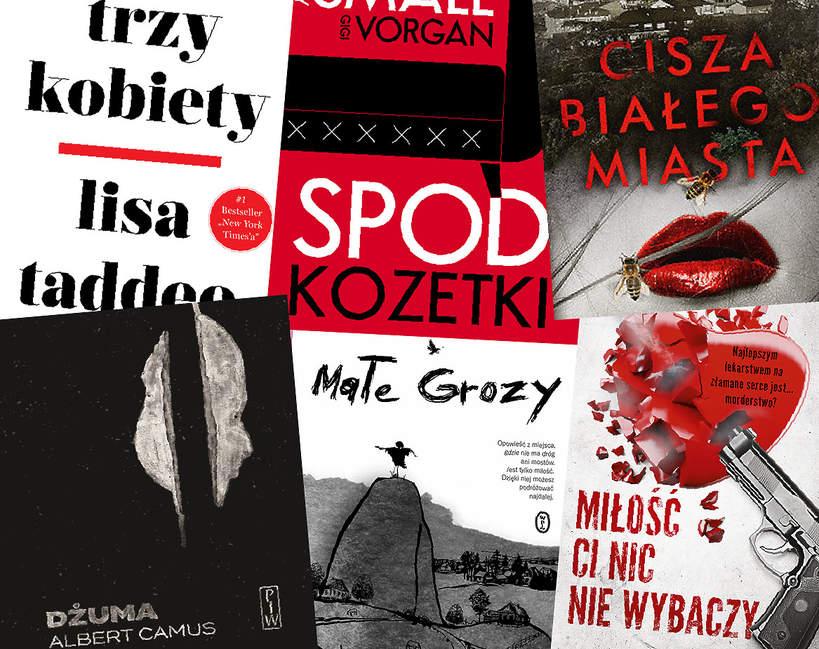 Książki, marzec 2020