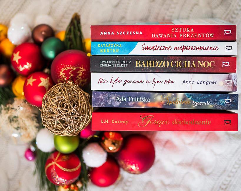 Książki na zimę