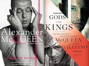 Książki o Alexandrze McQueenie