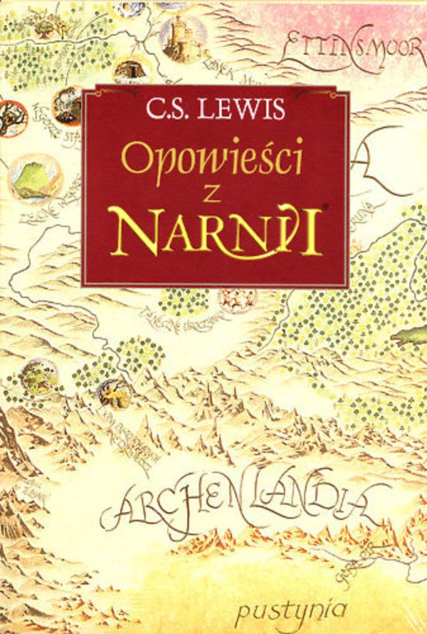 """książki, """"Opowieści z Narnii"""""""